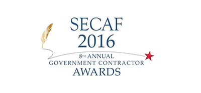 "AnaVation a ""Finalist"" for SECAF Government Contractor of the Year!"