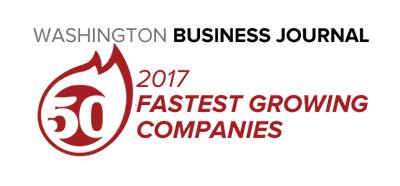 "AnaVation Honored as ""2017 Fastest Growing Company"" by Washington Business Journal"